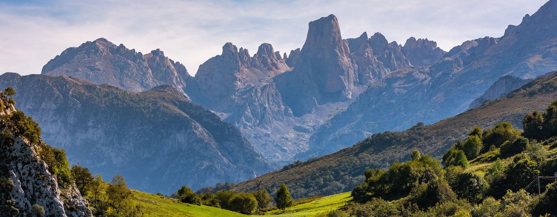 In the heart of the Picos de Europa